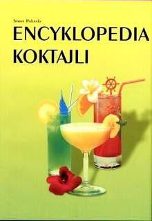 Okładka książki Encyklopedia koktajli