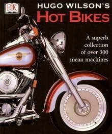 Okładka książki Hot bikes