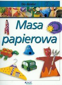 Okładka książki Masa papierowa