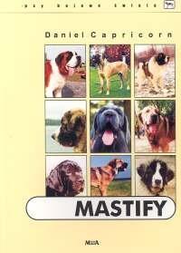Okładka książki Mastify