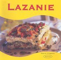 Okładka książki Lazanie