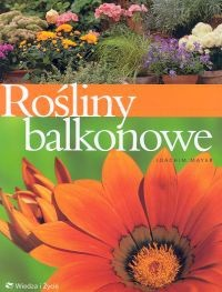 Okładka książki Rośliny balkonowe