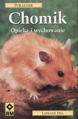 Okładka książki Poradnik hodowcy. Chomik