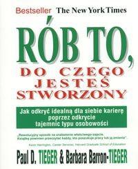 Okładka książki Rób to, do czego jesteś stworzony