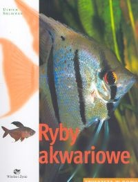 Okładka książki Ryby akwariowe