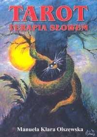Okładka książki Tarot Terapia słowem