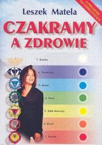 Okładka książki Czakramy a zdrowie