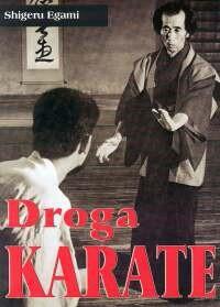 Okładka książki Droga karate