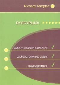 Okładka książki Dyscyplina
