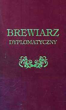 Okładka książki Brewiarz dyplomatyczny