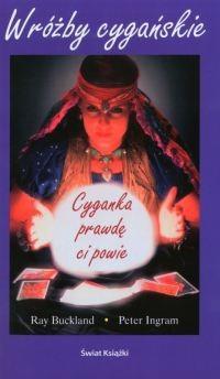 Okładka książki Wróżby cygańskie