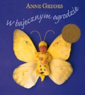 Okładka książki W bajecznym ogrodzie