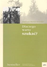 Okładka książki Dlaczego warto szukać?