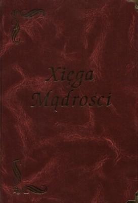 Okładka książki Xięga mądrości