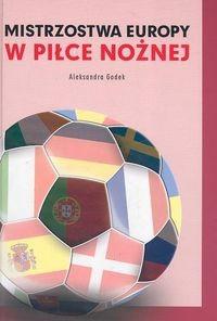 Okładka książki Mistrzostwa Europy w piłce nożnej