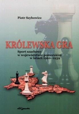 Okładka książki Królewska gra