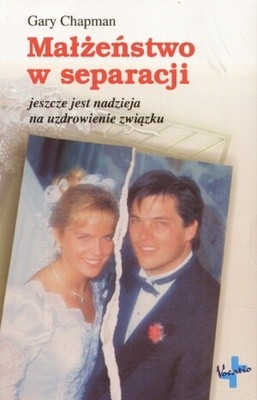 Okładka książki Małżeństwo w separacji