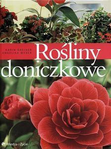 Okładka książki Rośliny doniczkowe