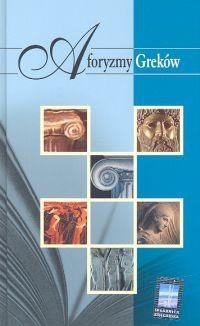 Okładka książki Aforyzmy Greków