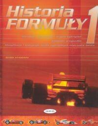 Okładka książki Historia Formuły 1