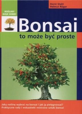 Okładka książki Bonsai. To może być proste