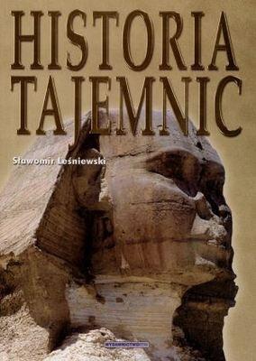 Okładka książki Historia tajemnic