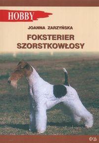 Okładka książki Foksterier szorstkowłosy