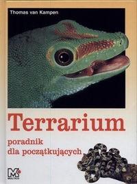 Okładka książki Terrarium. Poradnik dla początkujących