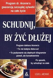 Okładka książki Schudnij, by żyć dłużej