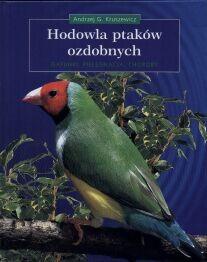 Okładka książki Hodowla ptaków ozdobnych