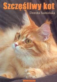 Okładka książki Szczęśliwy kot
