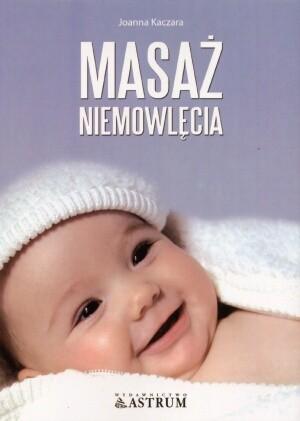 Okładka książki Masaż niemowlęcia