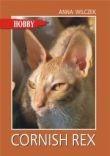 Okładka książki Cornish rex. Pluszowy kot