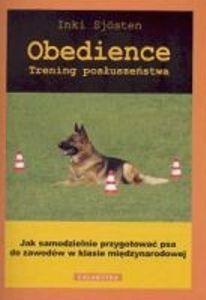Okładka książki Obedience. Trening posłuszeństwa