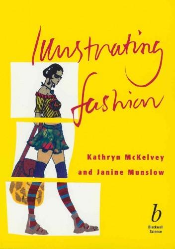Okładka książki Illustrating Fashion