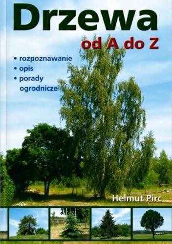 Okładka książki Drzewa od A do Z