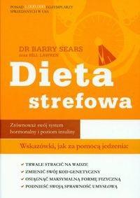 Okładka książki Dieta strefowa