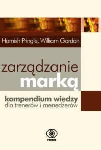 Okładka książki zarządzanie marką jak wypromować rozpoznawalną markę