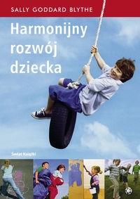 Okładka książki Harmonijny rozwój dziecka