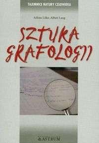 Okładka książki Sztuka grafologii