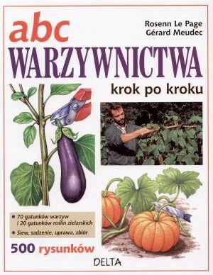 Okładka książki ABC warzywnictwa