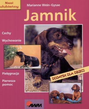 Okładka książki Jamnik