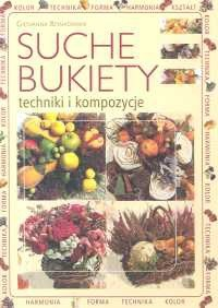 Okładka książki Suche bukiety