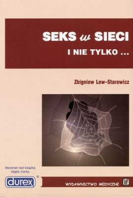 Okładka książki Seks w sieci i nie tylko...