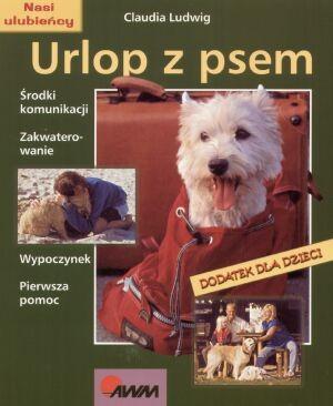 Okładka książki Urlop z psem