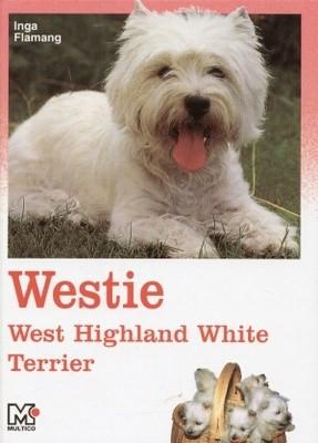 Okładka książki Westie