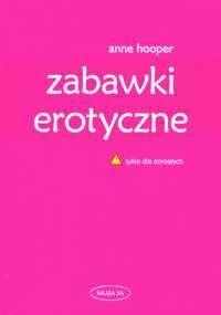 Okładka książki Zabawki erotyczne