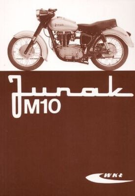 Okładka książki Junak M10