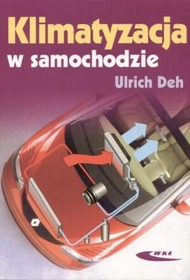 Okładka książki Klimatyzacja w samochodzie