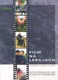 Okładka książki Film na lekcjach Wychowania do życia w rodzinie